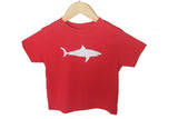 Shark Sun Dot Kids T-shirt