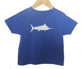SALE - BLUE MARLIN KIDS T-SHIRT - 4T