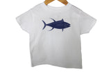 YELLOWFIN TUNA / AHI KIDS T-SHIRT