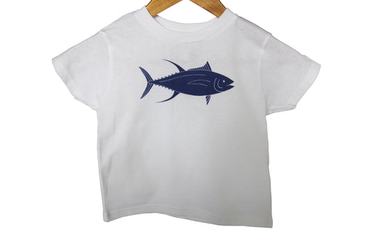 Yellowfin Tuna / Ahi Sundot Marine Kids T-shirt
