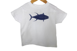 SALE - YELLOWFIN TUNA / AHI KIDS T-SHIRT - 4T