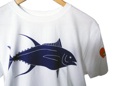 YELLOWFIN TUNA / AHI MENS 100% COTTON TEE