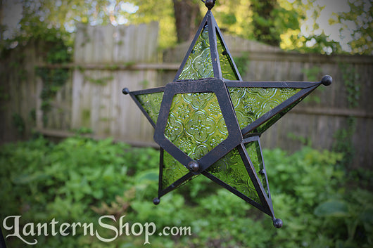 5-Pointed Star Lantern