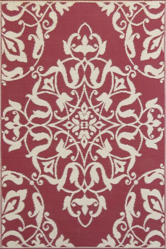 rug wrought iron