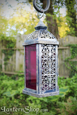 Pinched-dome lantern