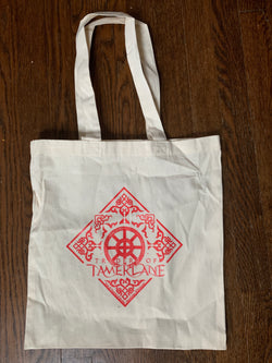 Tamerlane Logo Cotton Tote Bag