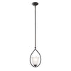 Conway 1 Light Mini Pendant In Oil Rubbed Bronze