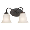 Conway 2 Light Bath Bar In Oil Rubbed Bronze
