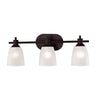 Jackson 3 Light Bath Bar In Oil Rubbed Bronze