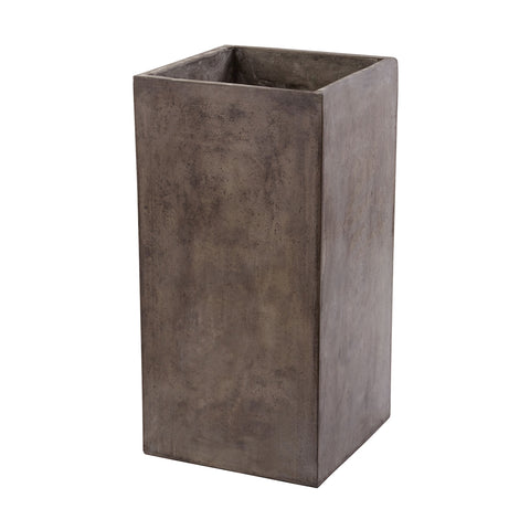 Al Fresco Cement Planter - Short