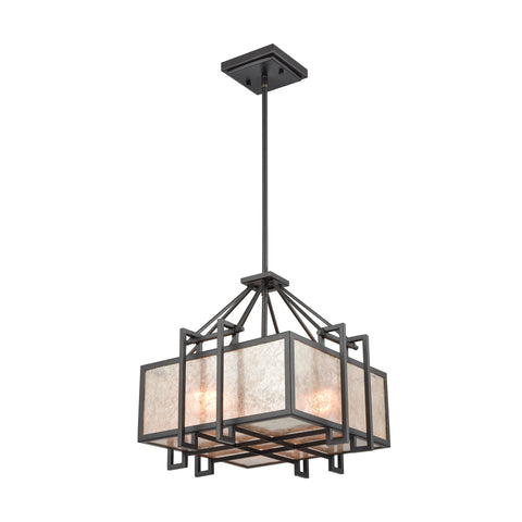 Stasis 3 Pendant Oil Rubbed Bronze
