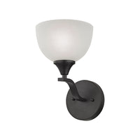 Bristol Lane 1 Light Wall Scone In Oil Rubbed Bronze