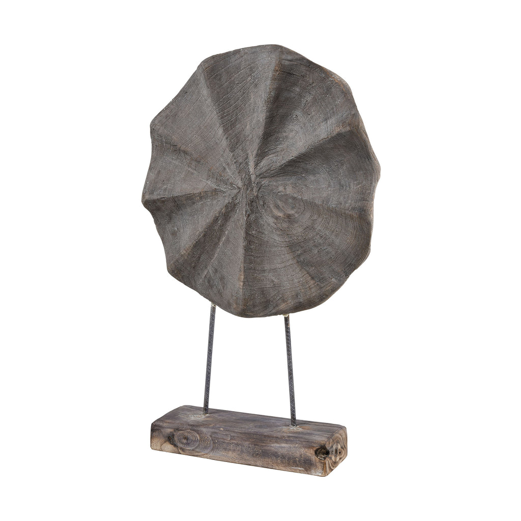 Sun and Salt Decorative Accessory in Grey Wash
