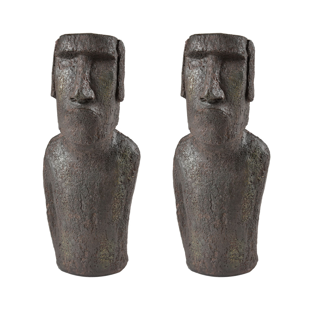 Moai Quarry Decorative Sculpture I