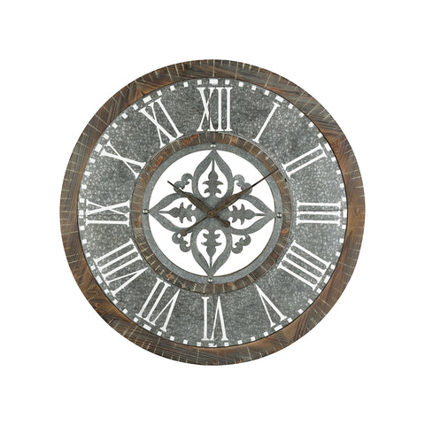 Greystone Wall Clock
