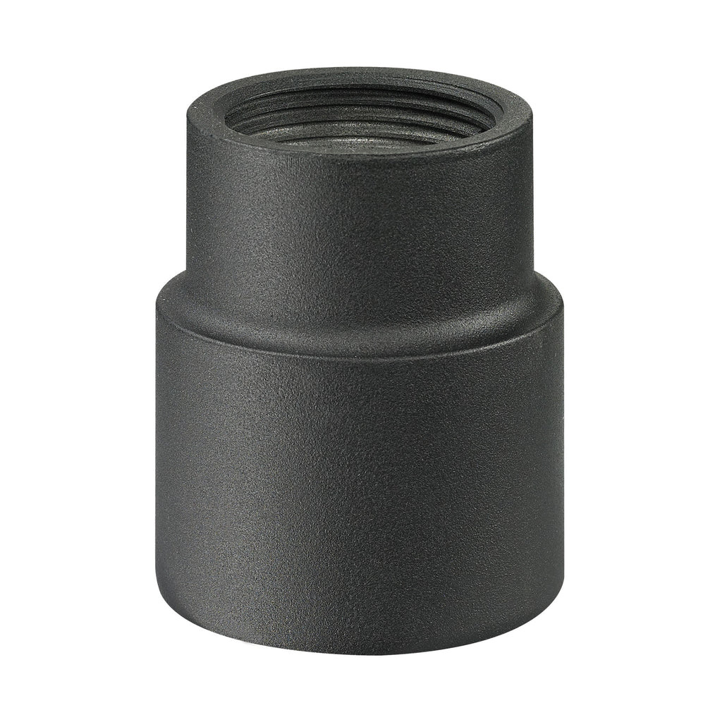 Outdoor Accessories Post Connector In Charcoal