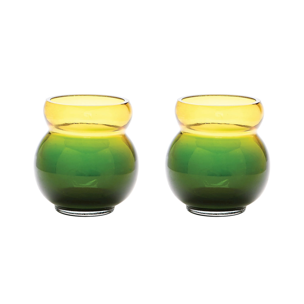 Field Bubble Votives - Set of 2