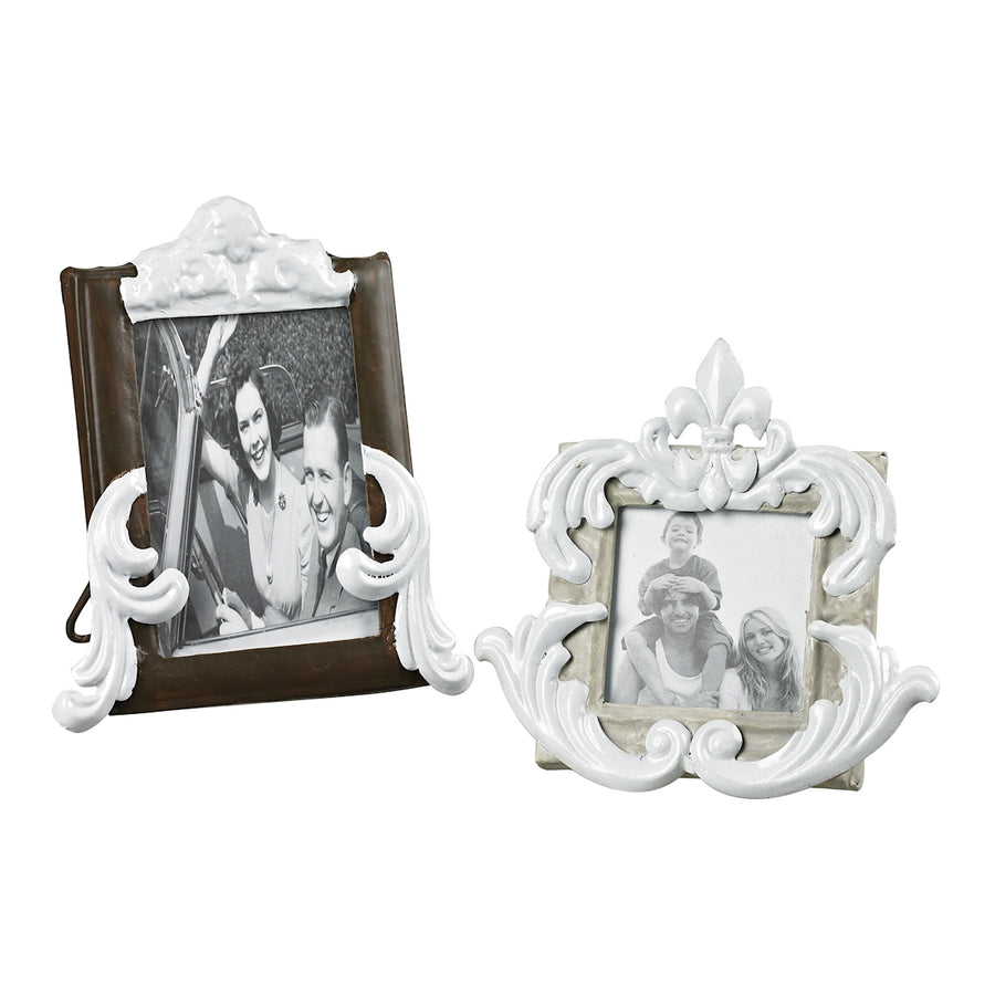 SET OF 2 PICTURE FRAMES