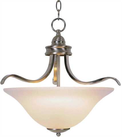 SANIBEL™ PENDANT CEILING FIXTURE WITH ONE 55 WATT COMPACT TYPE FLUORESCENT LAMP, 17-1/2 IN.