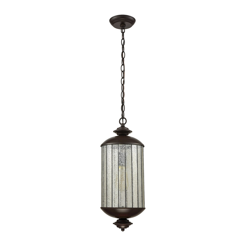 Anders 1 Light Pendant in Oil Rubbed Bronze