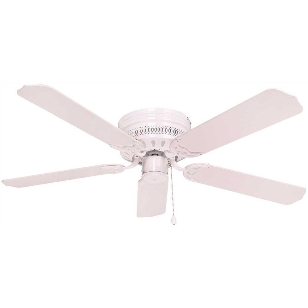 BALA® LIGHT KIT ADAPTABLE HUGGER CEILING FAN, 52 IN.