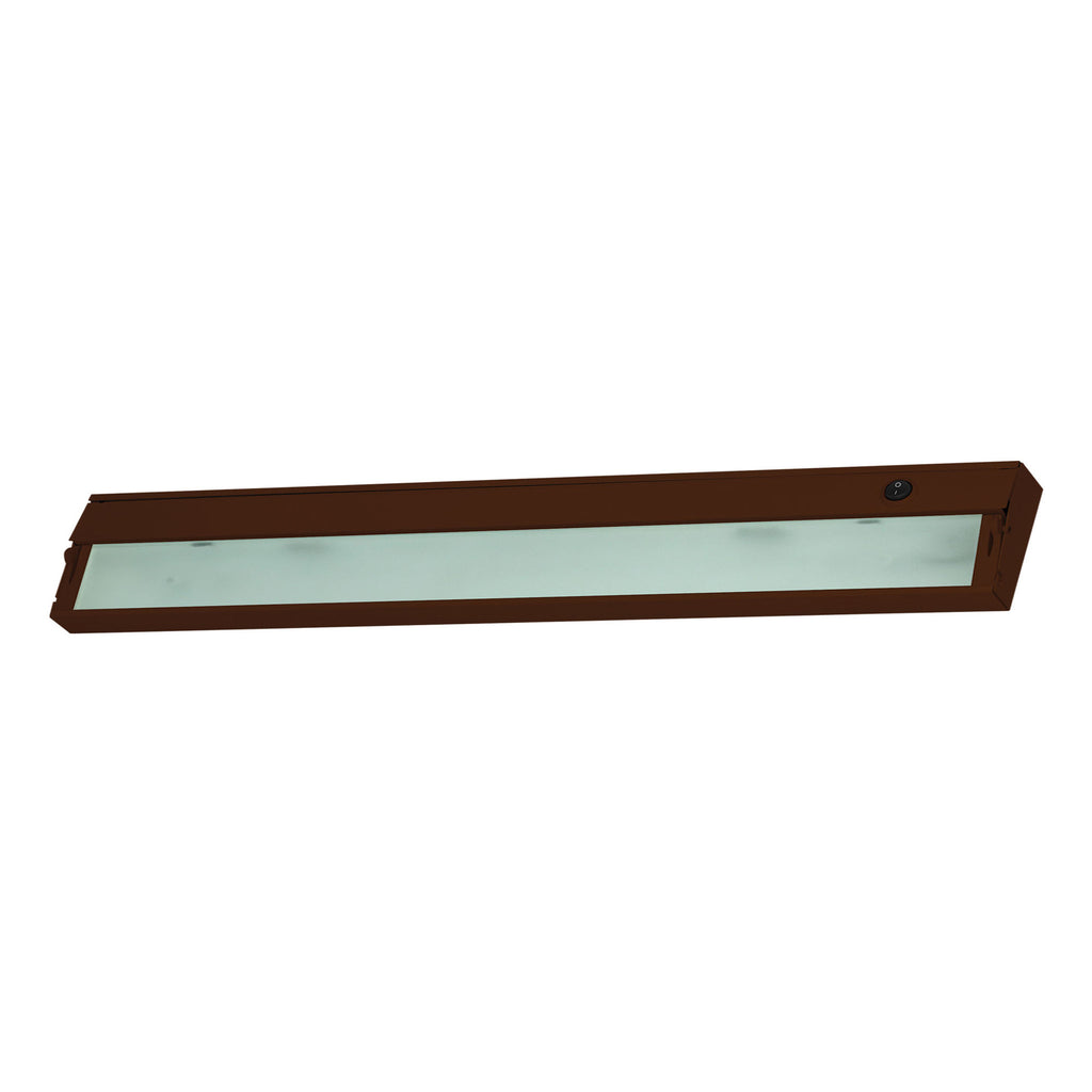 Aurora 4 Light Under Cabinet Light In Bronze