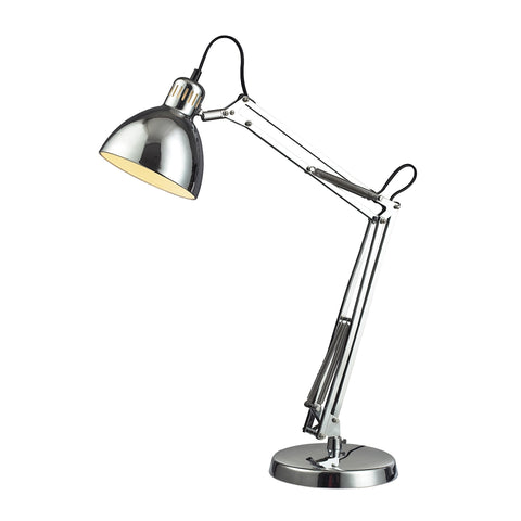Adjustable Light / Modern Task Light in Chrome