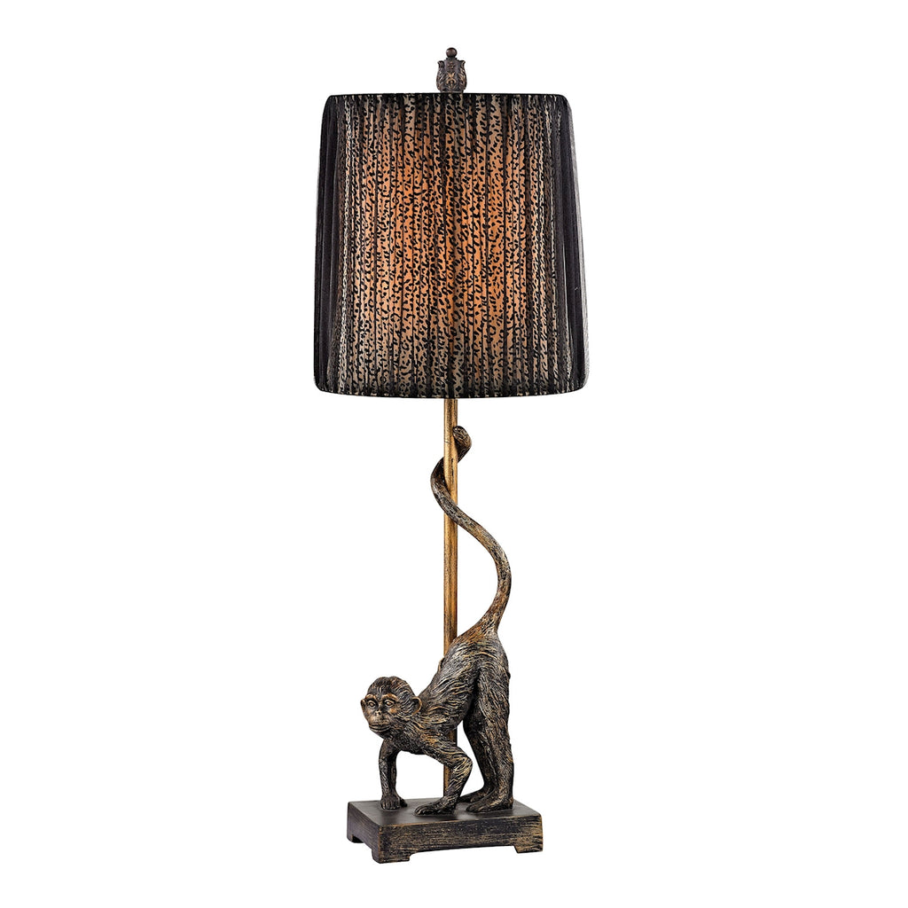 MONKEY ACCENT LAMP