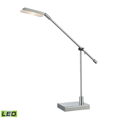 5W LED Desk Lamp in Chrome Finish