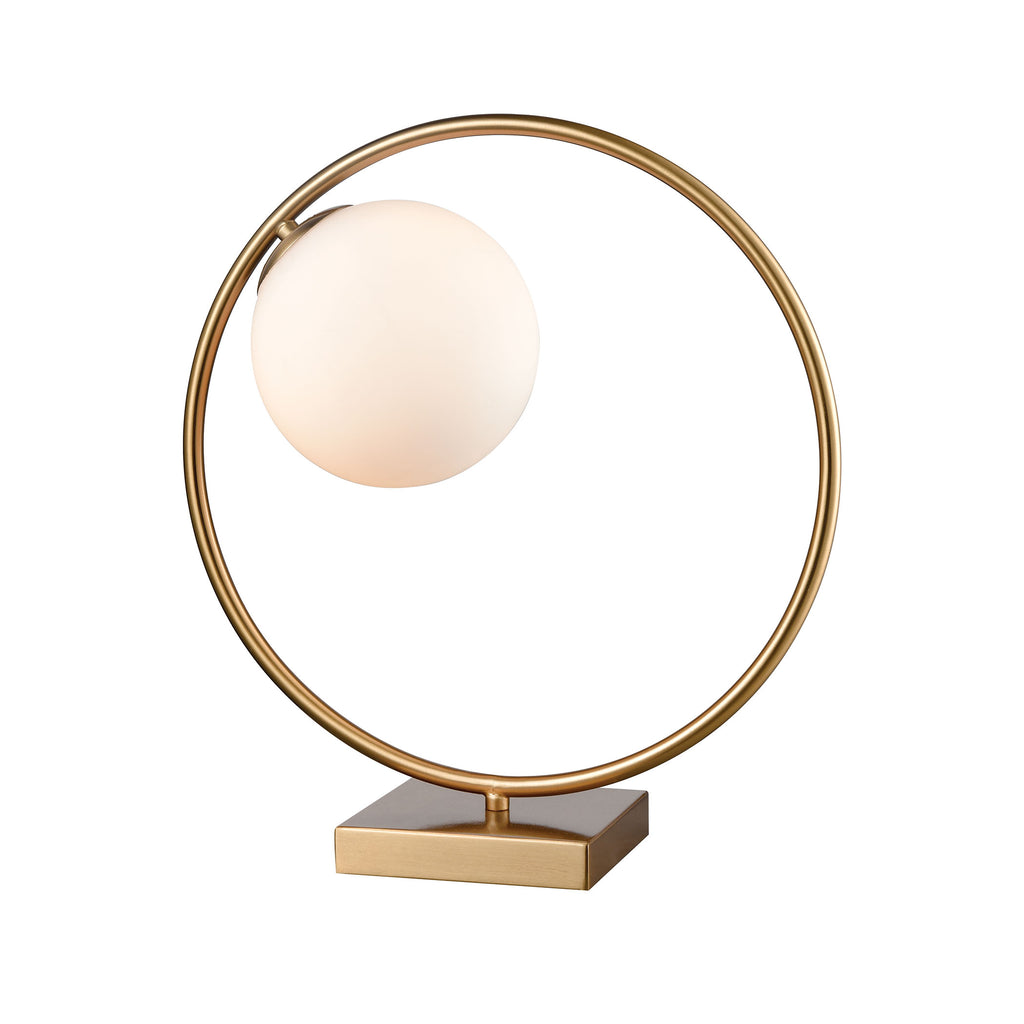 Moondance Round Table Lamp