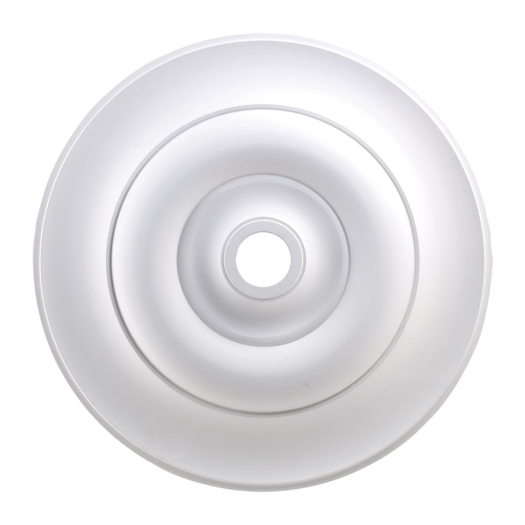 Apollo Medallion 32 Inch in White Finish