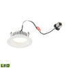 Axel 9W Recessed Niche Light In Clean White