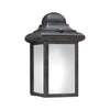 WINDBROOK wall lantern Painted Bronze 1x