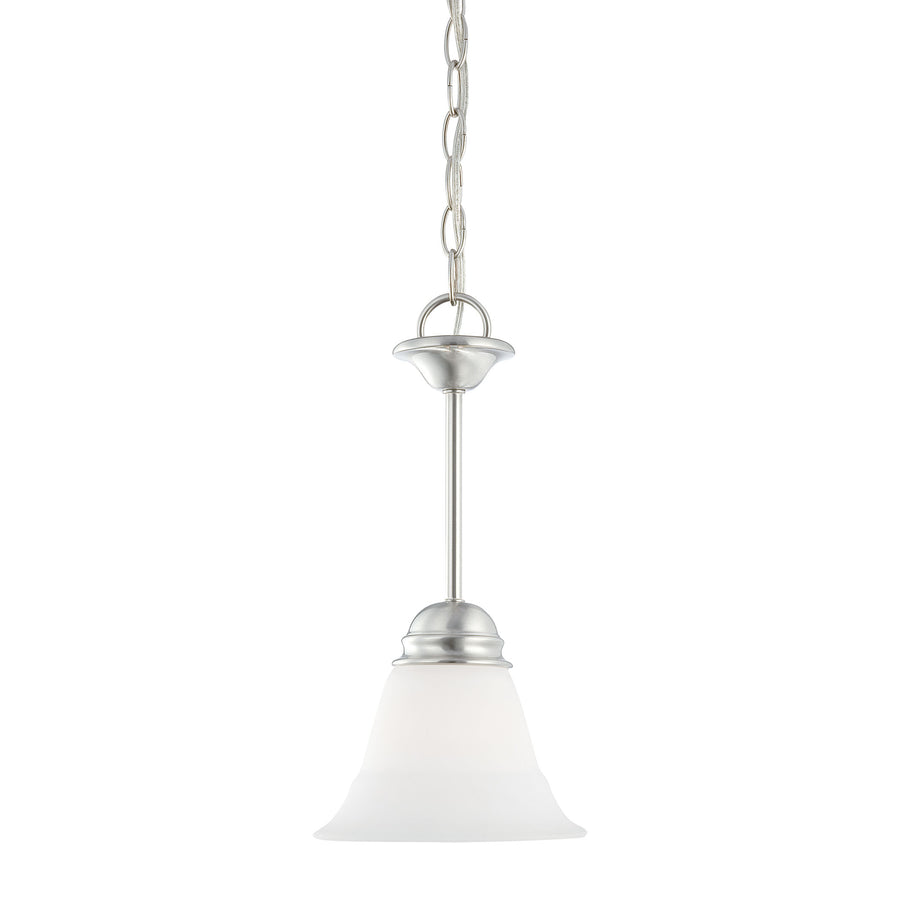BELLA pendant Brushed Nickel 1x100W 120
