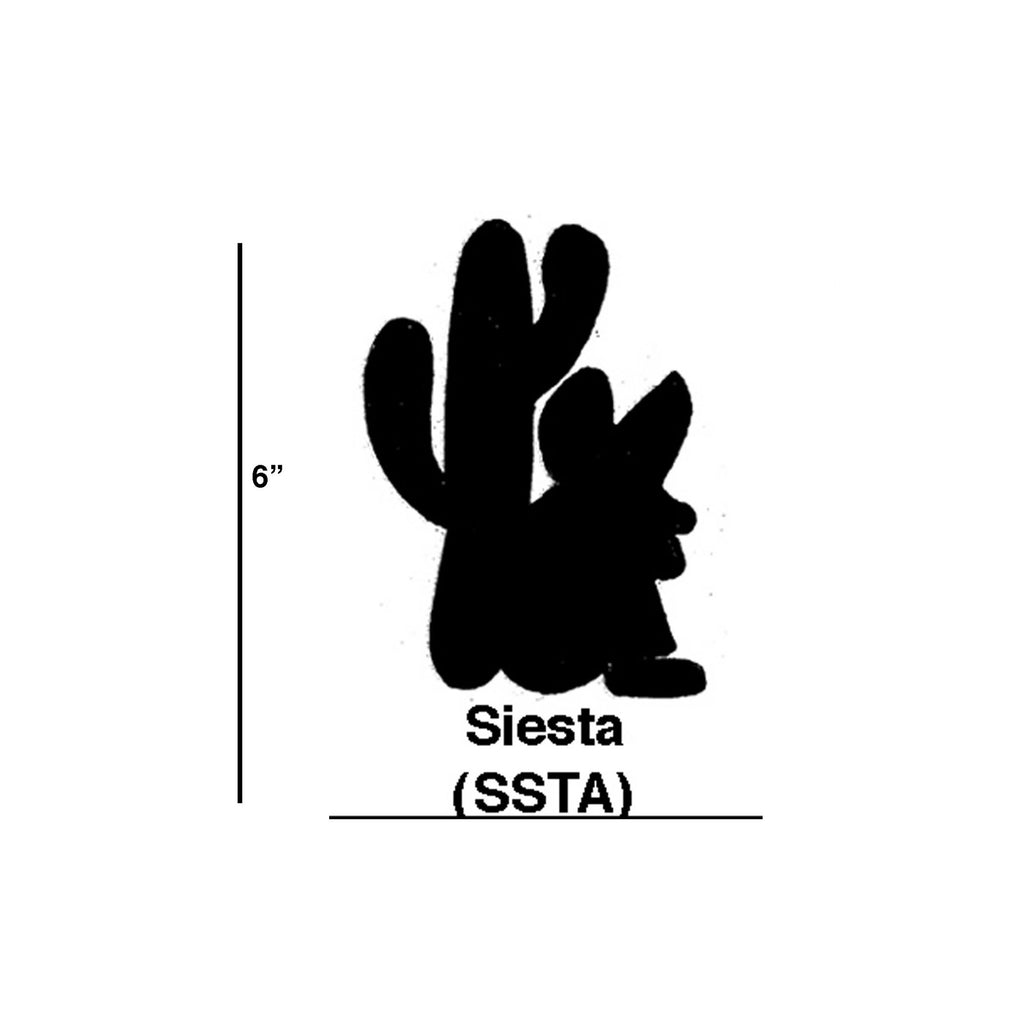 Siesta Cookie Cutter