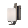 PENDENZA wall lamp Oiled Bronze 1x100W