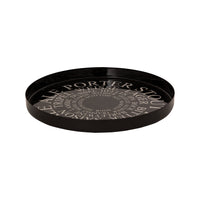 Beer Style Enamel Trays (Set of 2)