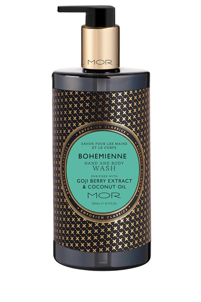 MOR Bohemienne Hand and Body Wash