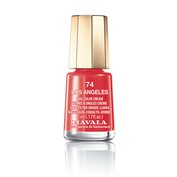 Mavala Nail Color Los Angeles 74