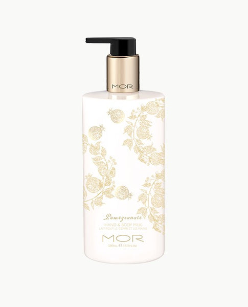 MOR Pomegranate Hand and Body Milk