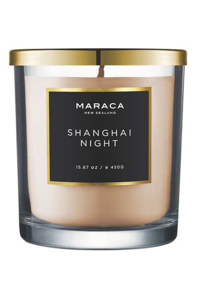 Maraca Shanghai Night Candle (450G)
