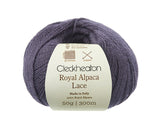Cleckheaton Royal Alpaca Lace