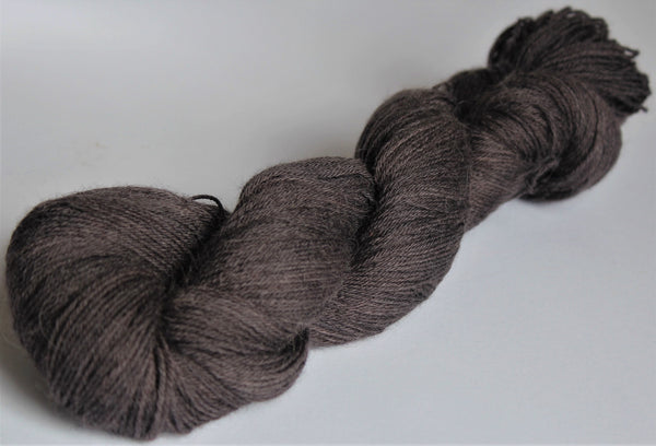 100% Baby Alpaca 4 ply (fingering weight)