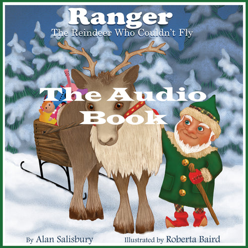 The Legend of Ranger (Audio Book) Digital Download