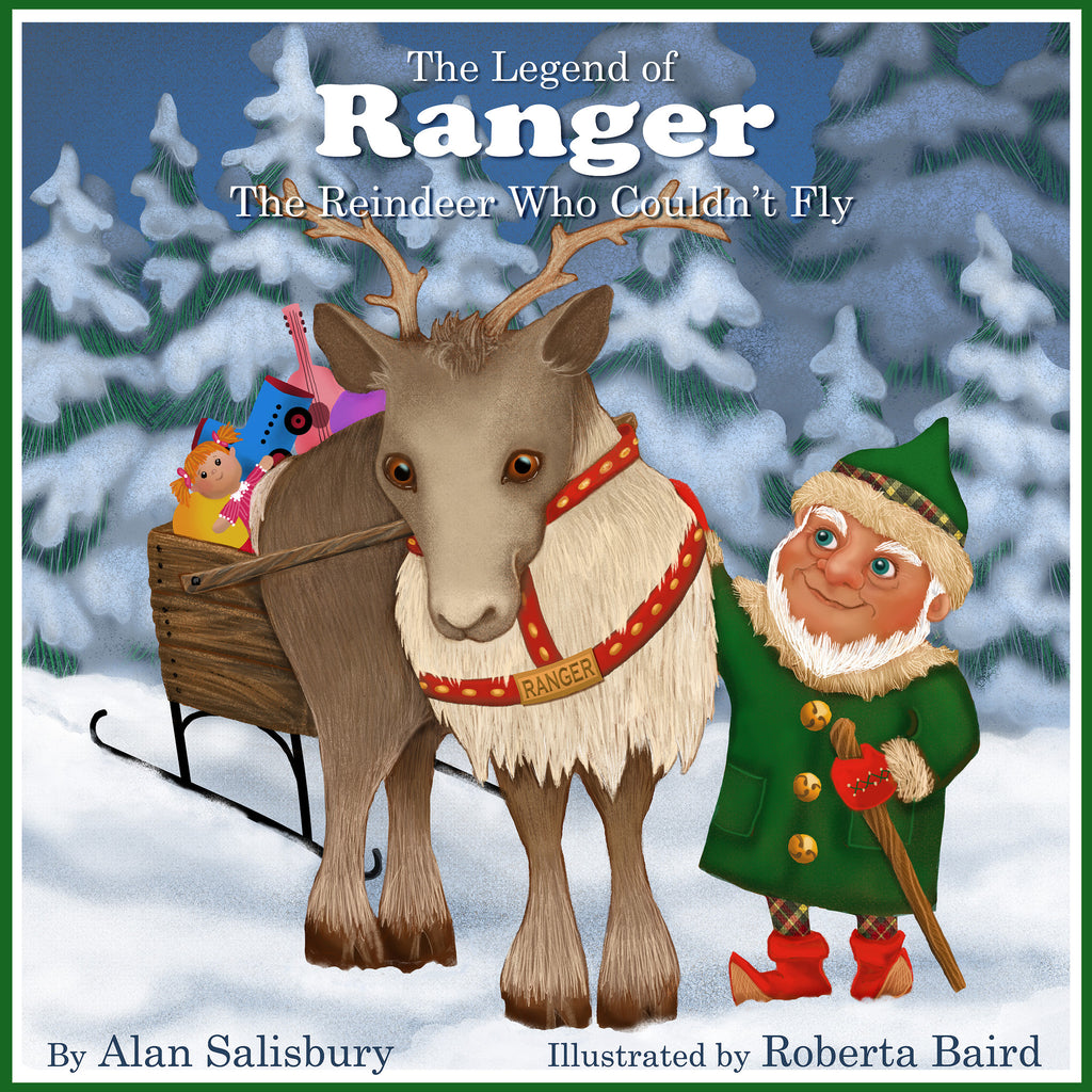 The Legend of Ranger, The Reindeer Who Couldn't Fly