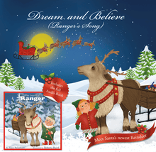 Load image into Gallery viewer, Dream & Believe CD (incl Ranger Audio Book)