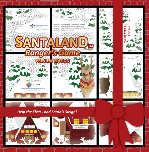 SANTALAND (TM): Board Game