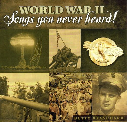 World War II Songs You Never Heard - CD