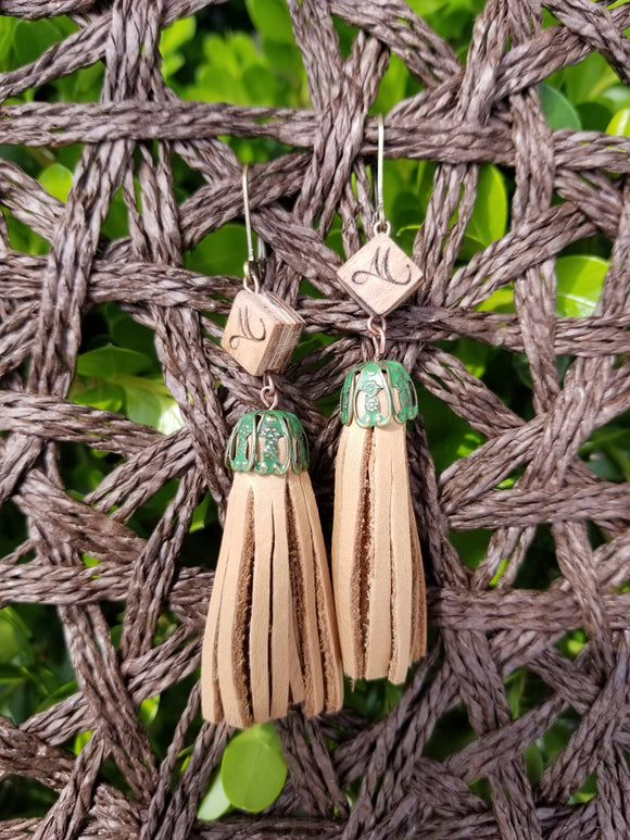 Frimbia Desert Earrings