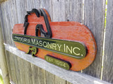 DAMI Mas: Custom Business Sign